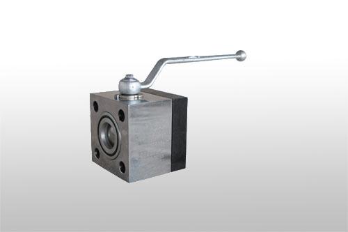 ZYQF型高压球阀