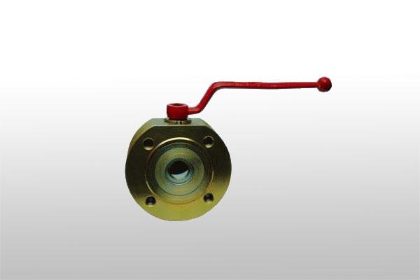 YIDQ41F型超薄型球阀